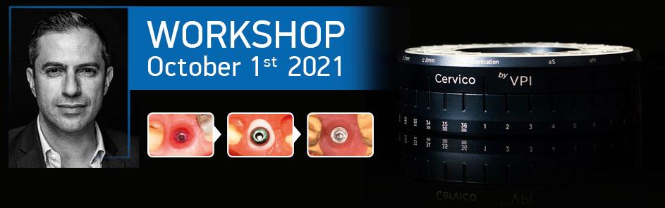 Dr Ioannis Vergoulis Workshop Oct 1st 2021